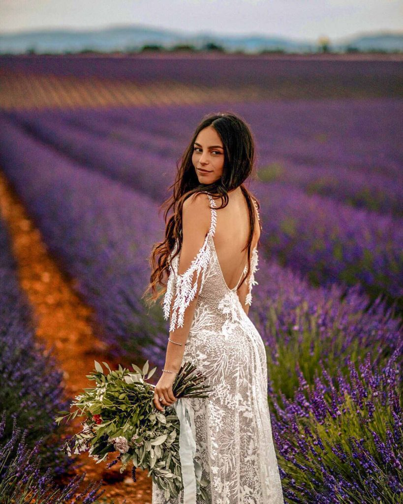 mariage valensole